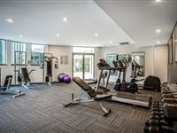 Gym - Mantra Legends Hotel