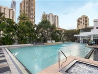 Swimming Pool - Mantra Legends Surfers Paradise